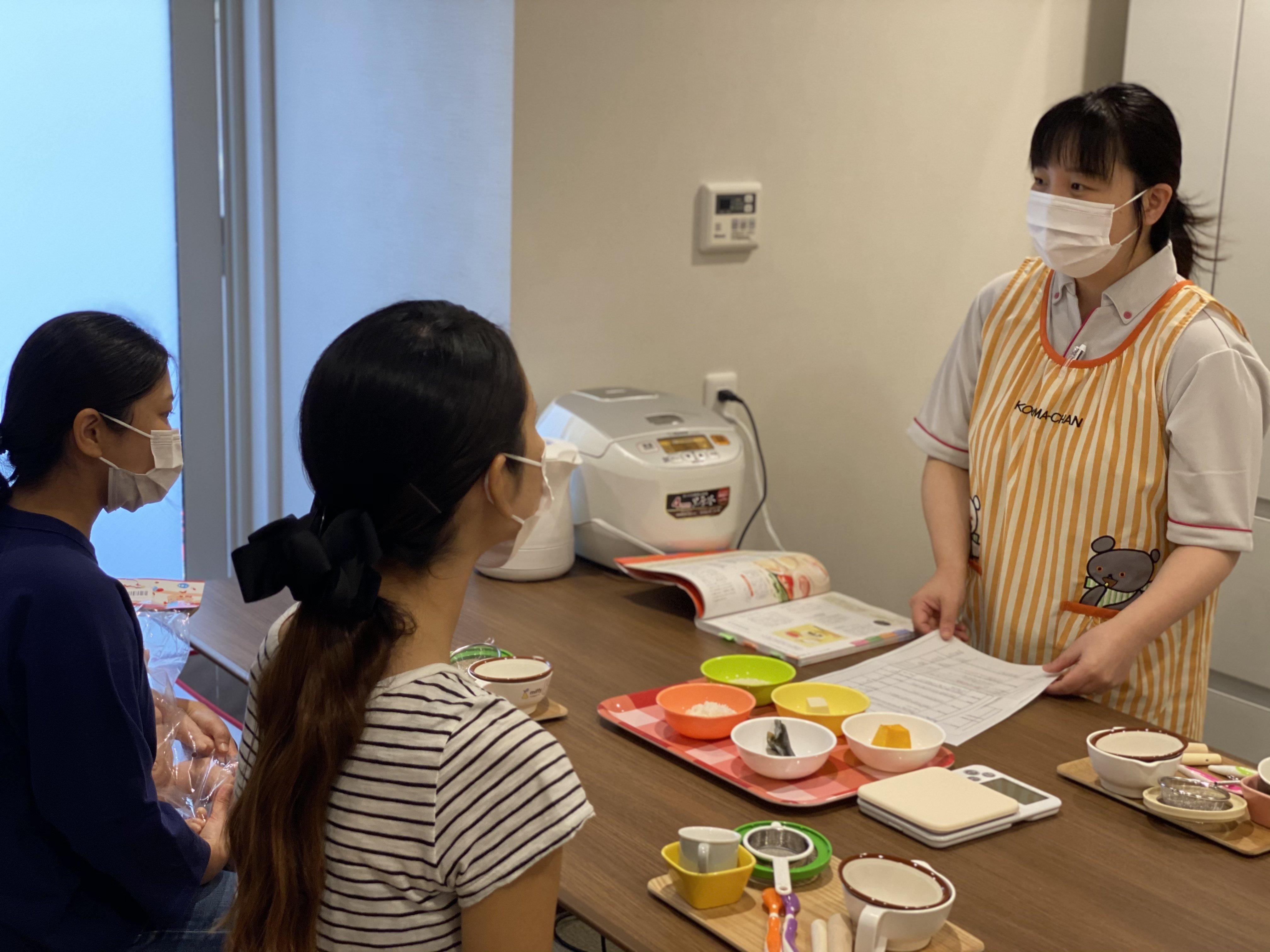 ☆離乳食教室 12月スケジュール☆